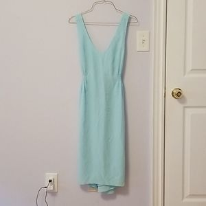NEW- Babaton Teal Dress